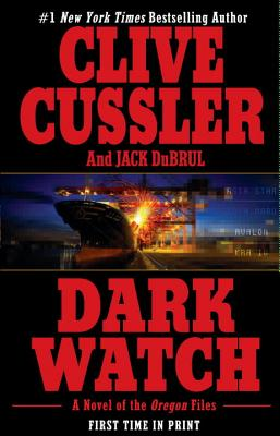 Dark Watch (The Oregon Files #3) Cover Image