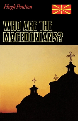 Who Are the Macedonians? Cover Image