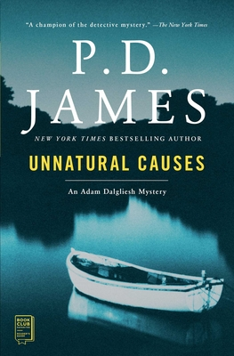 Unnatural Causes (Adam Dalgliesh Mystery #3) Cover Image