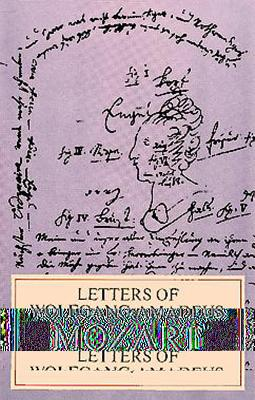 Letters of W. A. Mozart Cover Image