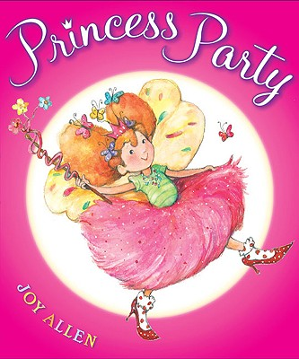 Princess Party Cover