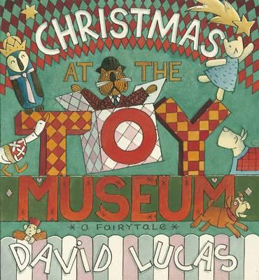 Christmas at the Toy Museum Cover Image