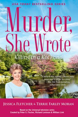 Murder, She Wrote: Killing in a Koi Pond (Murder She Wrote #53) Cover Image