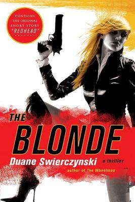 The Blonde: A Thriller Cover Image