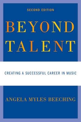Beyond Talent: Creating a Successful Career in Music Cover Image