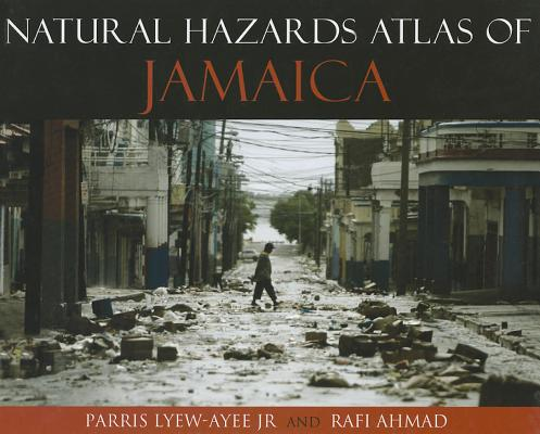 Natural Hazards Atlas of Jamaica Cover Image
