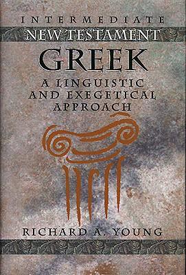 Intermediate New Testament Greek Cover