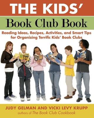 The Kids' Book Club Book Cover