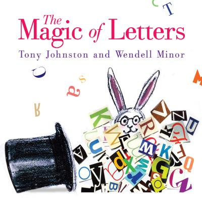 Cover for The Magic of Letters