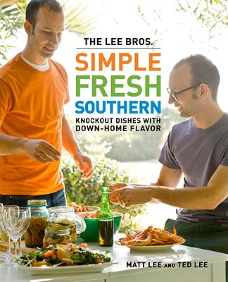The Lee Bros. Simple Fresh Southern Cover