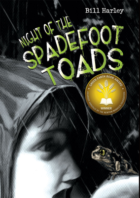 Night of the Spadefoot Toads Cover