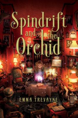 Spindrift and the Orchid Cover Image
