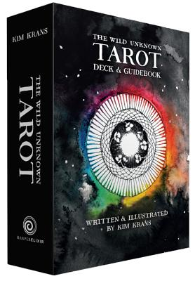 The Wild Unknown Tarot Deck and Guidebook (Official Keepsake Box Set) Cover Image