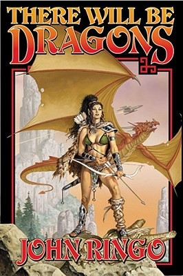There Will Be Dragons Cover Image