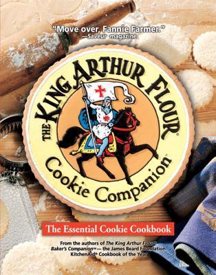 The King Arthur Flour Cookie Companion Cover