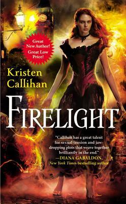 Firelight (Darkest London #1) Cover Image