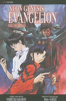 Neon Genesis Evangelion, Vol. 12 Cover Image