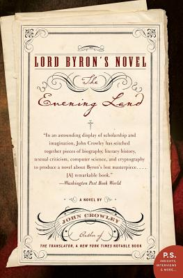 Lord Byron's Novel: The Evening Land Cover Image