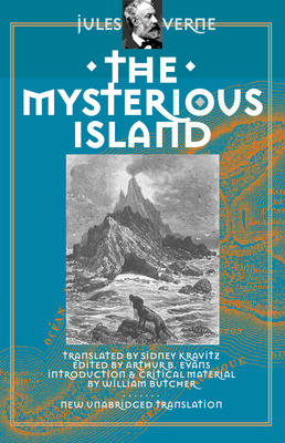 The Mysterious Island: Selections from the Society for the Preservation of New England Antiquities (Wesleyan Early Classics of Science Fiction Series) Cover Image