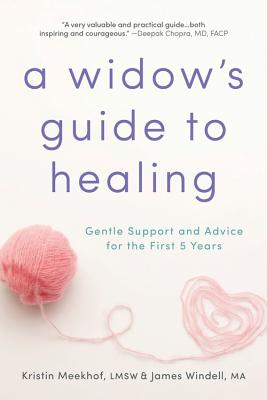 A Widow's Guide to Healing Cover