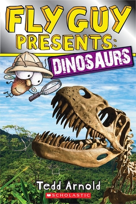 Fly Guy Presents: Dinosaurs (Scholastic Reader, Level 2) Cover Image