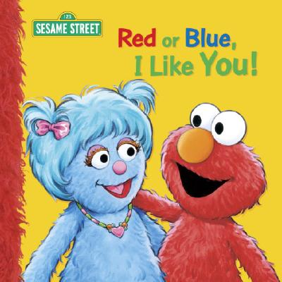 Red or Blue, I Like You! Cover Image