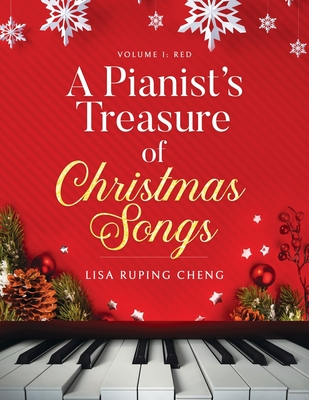 A Pianist's Treasure of Christmas Songs: Volume One: Red Cover Image