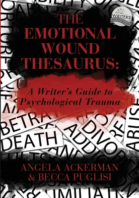 Cover for The Emotional Wound Thesaurus
