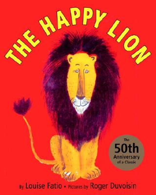 The Happy Lion Cover