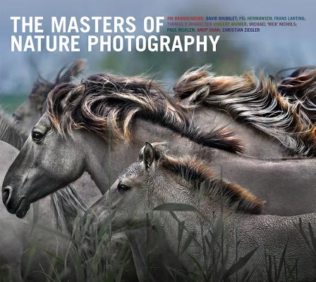 The Masters of Nature Photography Cover