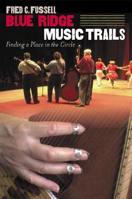 Blue Ridge Music Trails Cover