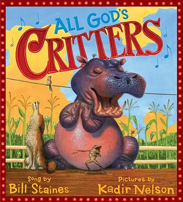 All God's Critters Cover