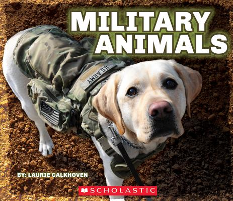 Military Animals With Dog Tags Cover Image
