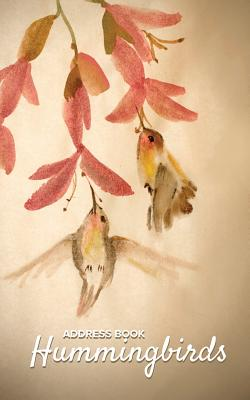 Address Book Hummingbirds Cover Image
