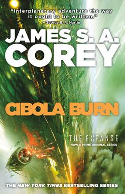 Cibola Burn Cover Image