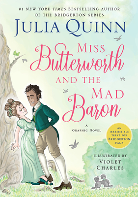 Miss Butterworth and the Mad Baron: A Graphic Novel Cover Image