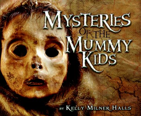 Mysteries of the Mummy Kids Cover