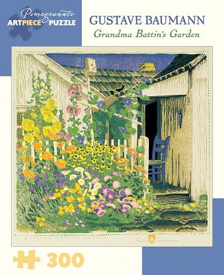 Baumann: Grandma Battin's Garden 300-Piece Jigsaw Puzzle Cover Image