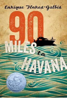 90 Miles to Havana Cover Image