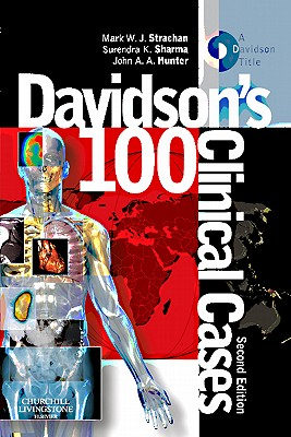Davidson's 100 Clinical Cases Cover Image