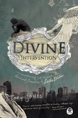 Divine Intervention Cover