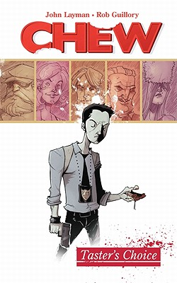 Chew Volume 1: Tasters Choice Cover Image