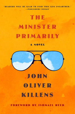 The Minister Primarily: A Novel Cover Image