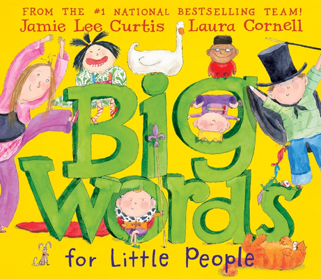 Big Words for Little People Cover