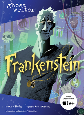 Frankenstein (Ghostwriter) Cover Image