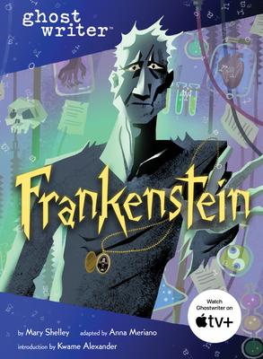 Frankenstein (Ghostwriter) cover