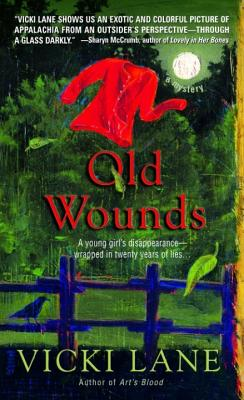 Old Wounds (The Elizabeth Goodweather Appalachian Mysteries #3) Cover Image