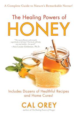 The Healing Powers of Honey Cover