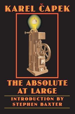 The Absolute at Large Cover