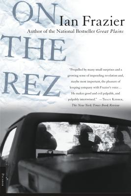 On the Rez Cover